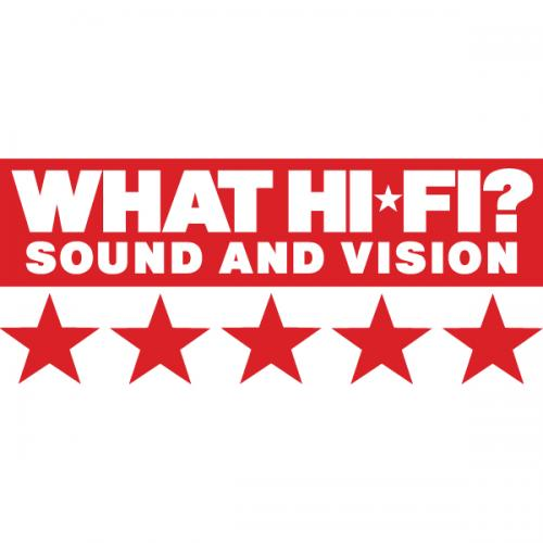 WhatHiFiLogo5star