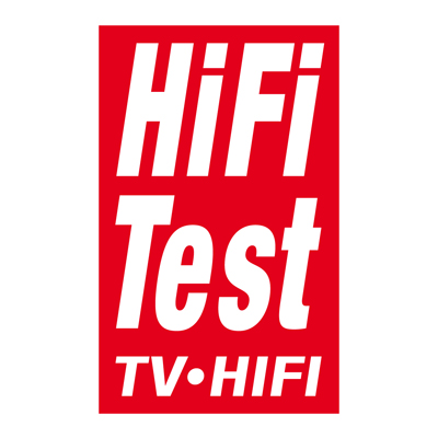 hi fi test tv hifi logo